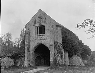 Archaeological ruins (photograph)