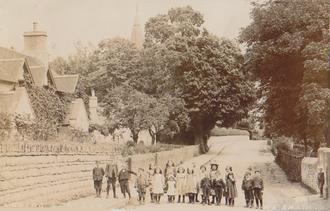 Temple Grafton - Temple Grafton, early 20th century