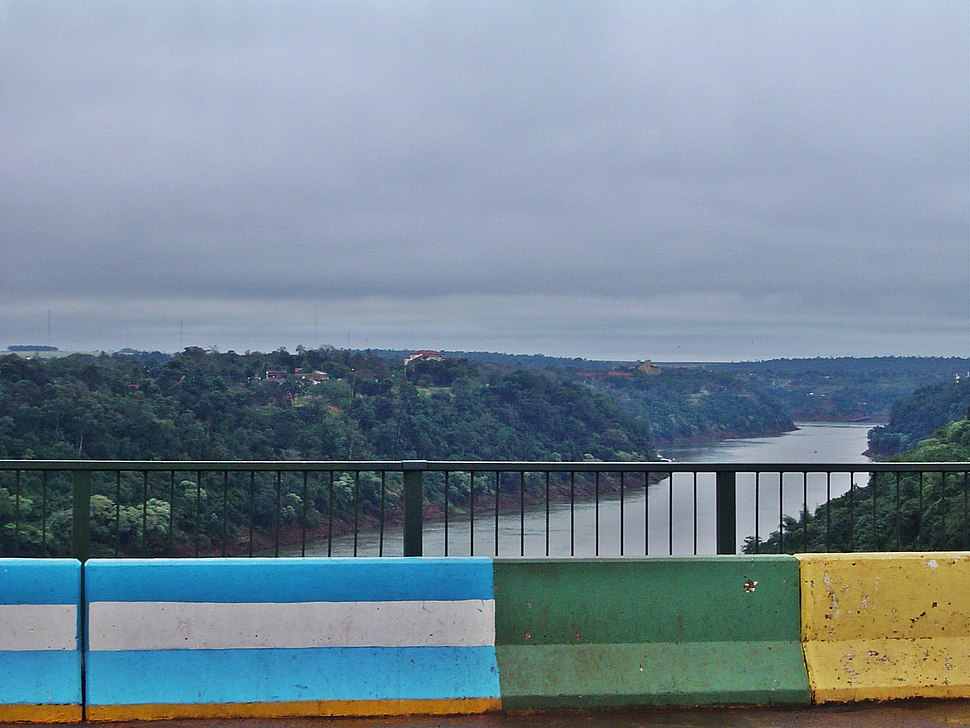 Argentina-Brazil border