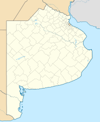 Pellegrini, Buenos Aires is located in Argentina