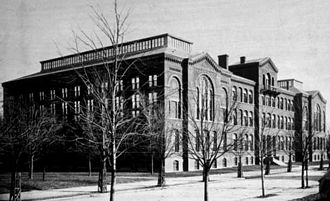 National Museum of Health and Medicine - The Army Medical Museum and Library building housed the Army Medical Museum from 1887 to 1947  – and again from 1962 to 1969, when the building was razed.
