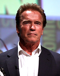 Arnold Schwarzenegger, 2012 San Diego Comic-Con International'da.