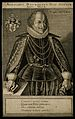 Arnold Weickard. Line engraving by M. Merian, 1626. Wellcome V0006193.jpg