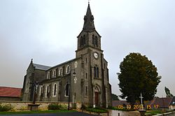 Arpheuilles-Saint-Priest Church.JPG