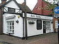 Art Ache in Prince George Street - geograph.org.uk - 791981.jpg