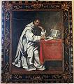 Artista fiorentino, un monaco certosino che scrive, xvii sec.JPG