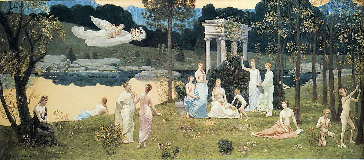 Arts and the Muses by Pierre Puvis de Chavannes.jpg