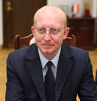 Lithuanian parliamentary election, 2008 - Image: Arunas Valinskas