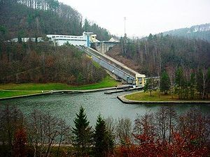 Saint louis arzviller inclined plane wikipedia - Plan incline de saint louis arzviller ...