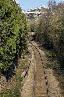 Ashton to Portishead Railway Line c 2012 - Flickr - Greater Bristol Metro Rail.jpg