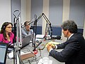 Assistant Secretary Fernandez Participates in an Interview With Radio Actualidad.jpg