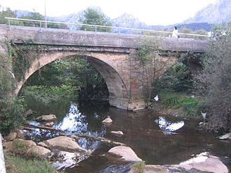 Ibaizabal - Ibaizabal river in Abadiño