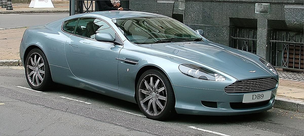 Px Aston Martin Db Birmingham