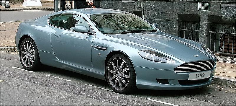 Ficheiro:Aston Martin DB9 - Birmingham - 2005-10-14 (2).jpg