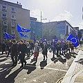 At the pro-EU anti-Brexit march in Edinburgh (27116785348).jpg