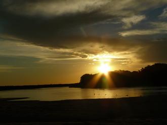 Villa Florida - Villa Florida beach sunset
