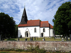 Atlingbo - Atlingbo Church