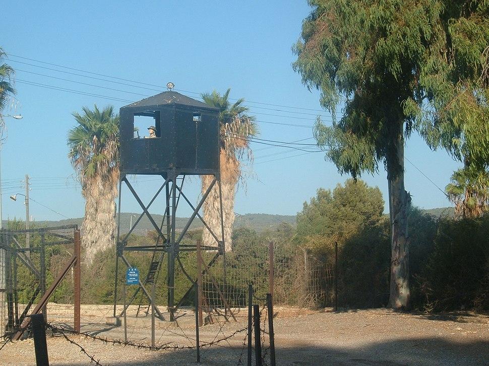 Atlit tower