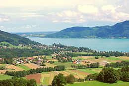 Attersee am Attersee – Panorama