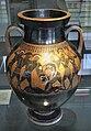 Attisch-schwarzfigurige Amphora des Princeton-Malers. Seite 2, Hetjens-Museum Düsseldorf (DerHexer).JPG