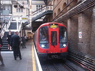 Circle line (London Underground) London Underground line