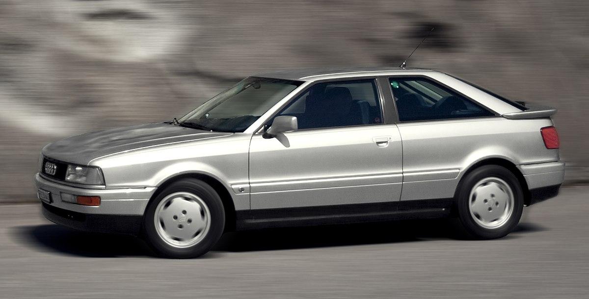 Audi Coupe Wikipedia