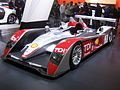 Audi R10 TDI at the 2007's Bologna Motor Show.jpg