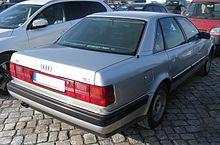 Audi V Wikipedia - Audi v8