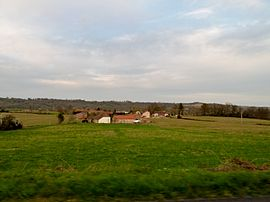 Countryside in Auga