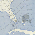 August 26 1949 surface weather analysis.png