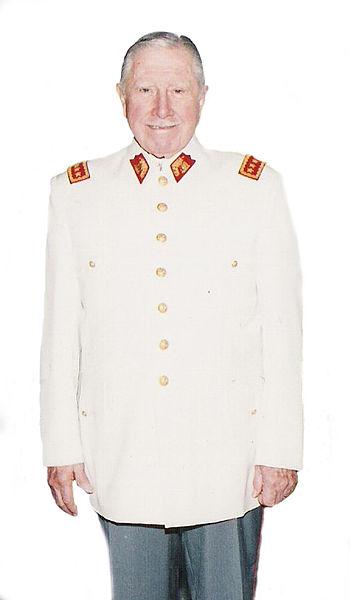 Augusto Pinochet - 1995-2