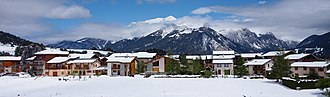 Aussois - Uptown, at the foot of the slopes