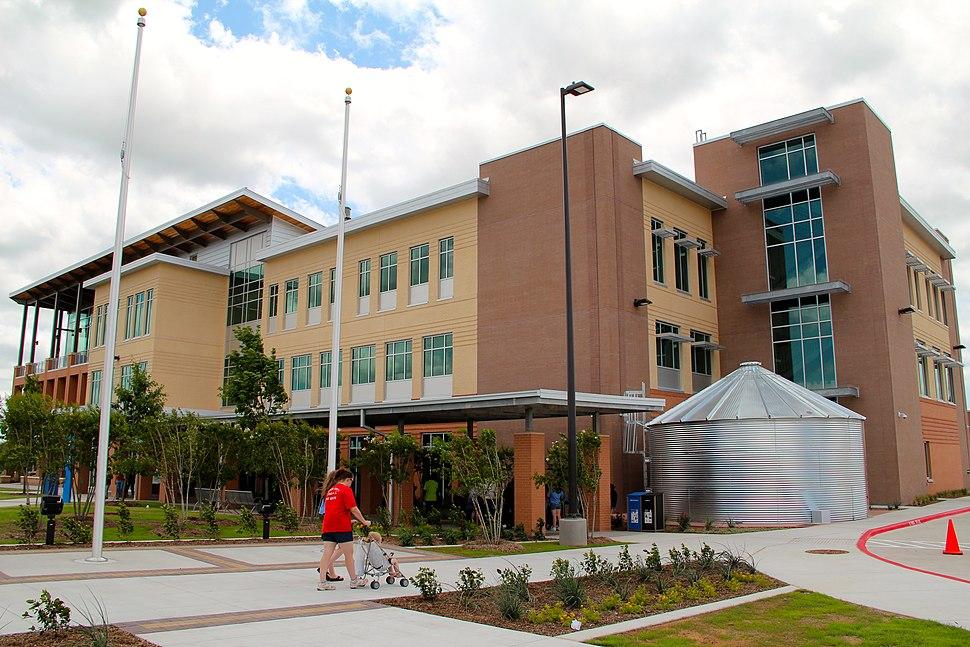 Austin Community College campus in 2013