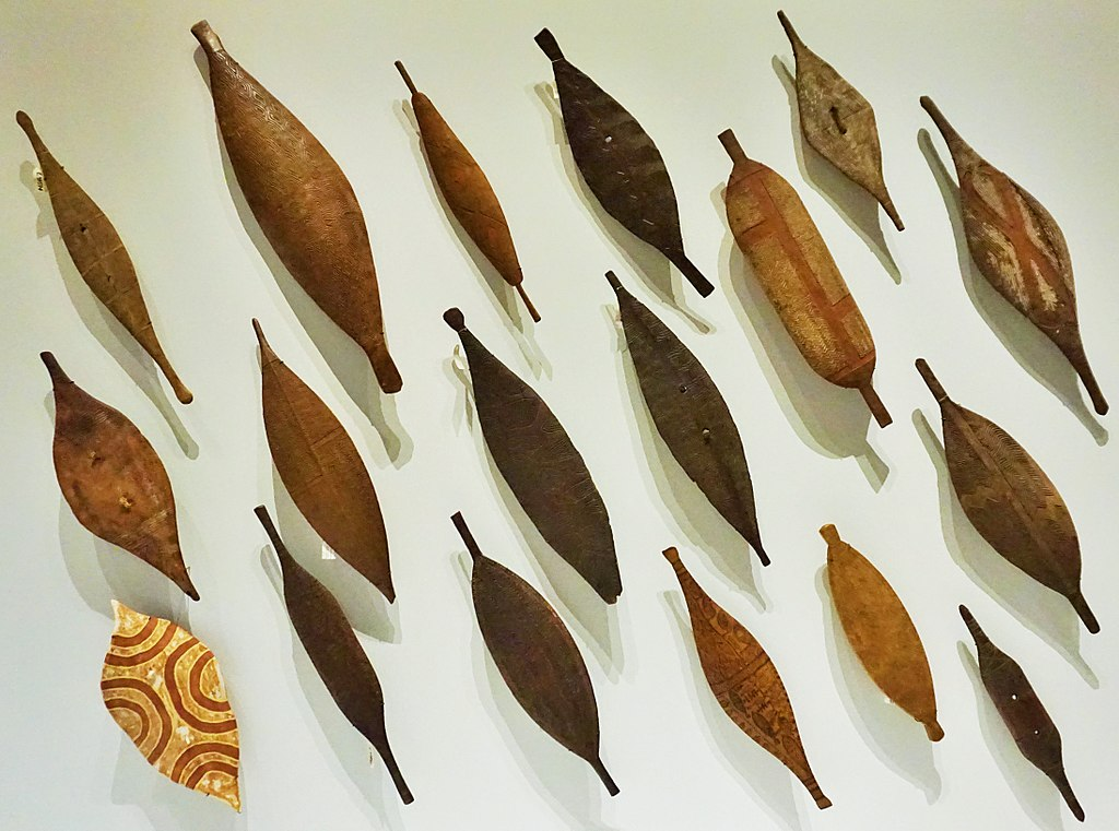 Australian Museum - Joy of Museums - Australian Aboriginal Shields