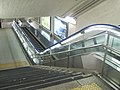 Auto walk in Mishima Station.jpg