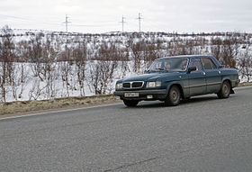 Automobile in Monchegorsk.jpg