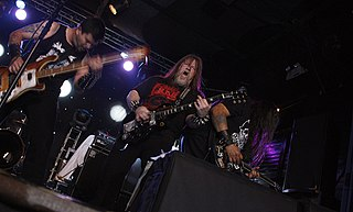 Autopsy (band) American death metal band