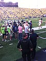 Autzen Stadium field at end of game.jpg