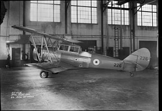 Avro 626 - Avro 626 of Royal Canadian Air Force