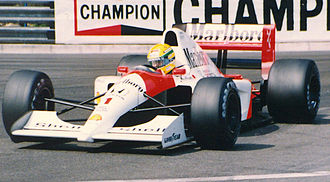 1991 FIA Formula One World Championship - Senna won seven Grands Prix in 1991 en route to his third and final title.