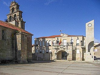 Vilvestre - Image: Ayuntamiento Vilvestre
