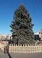 Az ország karácsonyfája, Kossuth Lajos tér, 2017 Lipótváros.jpg