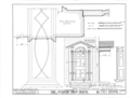 Azabah Field House, Main Street, Cheshire, New Haven County, CT HABS CONN,5-CHESH,2- (sheet 6 of 9).png