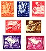 Azad Hind Stamps