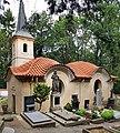 Břevnov cemetery, Chapel of St Lazarus, Praha.jpg