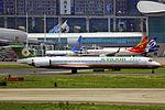 B-17926 - EVA Airways - McDonnell Douglas MD-90-30 - CKG (11251695276).jpg