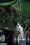 B-52 undercarriage detail, National Museum of the US Air Force, Dayton, Ohio, USA. (45663406614).jpg