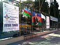 BDU-nun stadionunda Tolerantlıq Kubokunun final matçı.jpg