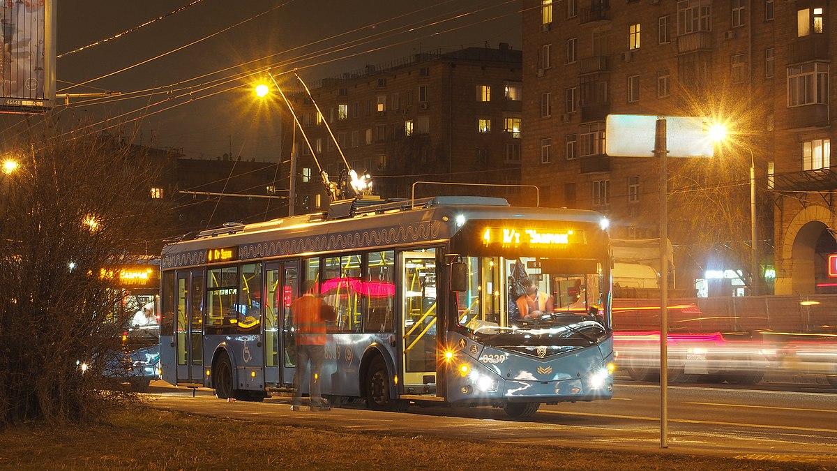 Вместо отмененного в 2016 году троллейбуса 5 в Вологде запустили рейс автобуса 5