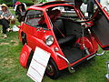 BMW Isetta in Carmel, California, Aug 2009, 2 of 2.JPG